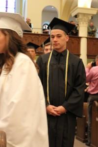 St Michael's Graduation Mass 012