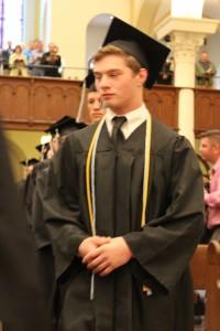 St Michael's Graduation Mass 013