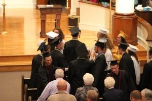 St Michael's Graduation Mass 059