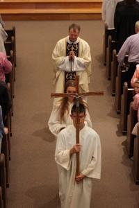 St Michael's Graduation Mass 112