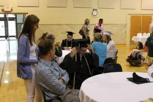 St Michael's Graduation Mass 138